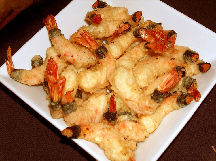 Tempura Shrimps