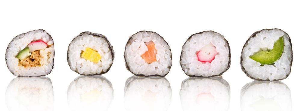Das braucht man für den Sushi Anfang