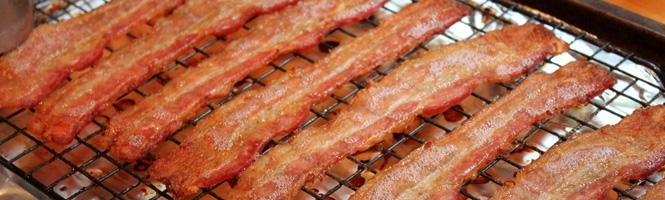 Sushi Rezept mit Bacon für Männer