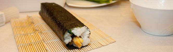 Sushi für Einsteiger