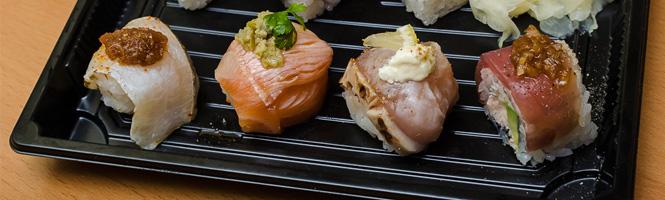 Was ist Oshi Sushi