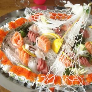 Rezept Sushi Party