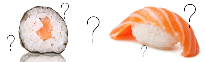 Der ultimative Sushi Guide
