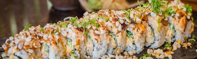 Die Geschichte des Sushis