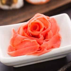 Ingwer für Sushi