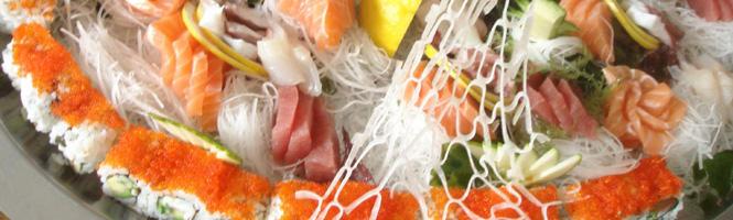 Sushi Partyrezept für 12 Personen