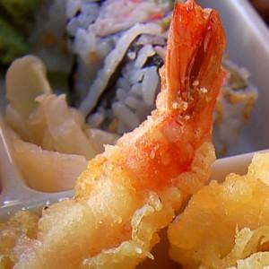 Tempurateig für Sushi