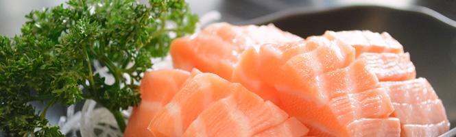 Wo ist der Unterschied zwischen Sushi und Sashimi?
