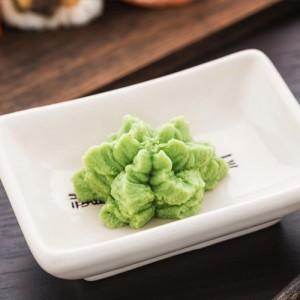 Wasabi für Sushi