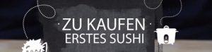 Einkaufsliste für Sushi